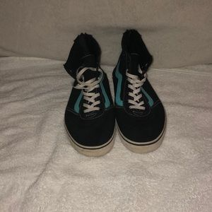 Vans no scratches or stains